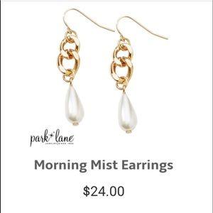 """Park Lane """"Morning Mist"""" Earrings"""